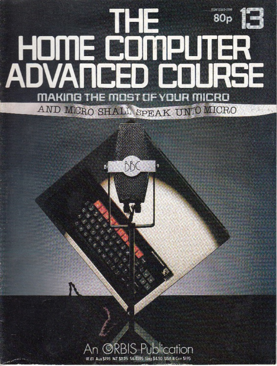 Scan of Document: The Home Computer Advanced Course - Issues 13-24