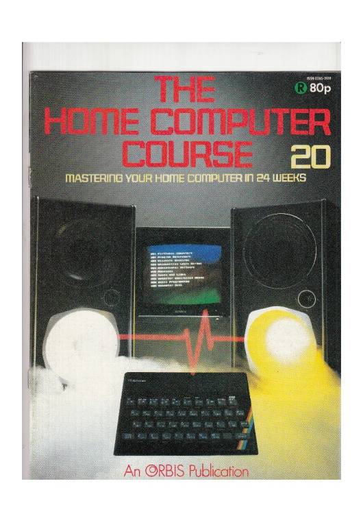 Scan of Document:  The Home Computer Course - Issue 20