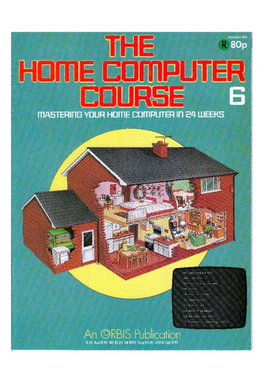 Scan of Document: The Home Computer Course - Issue 6