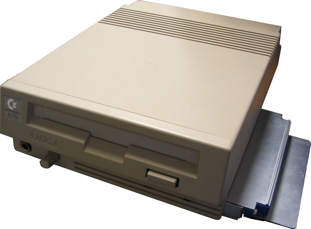 Commodore Amiga A570 CD-ROM drive