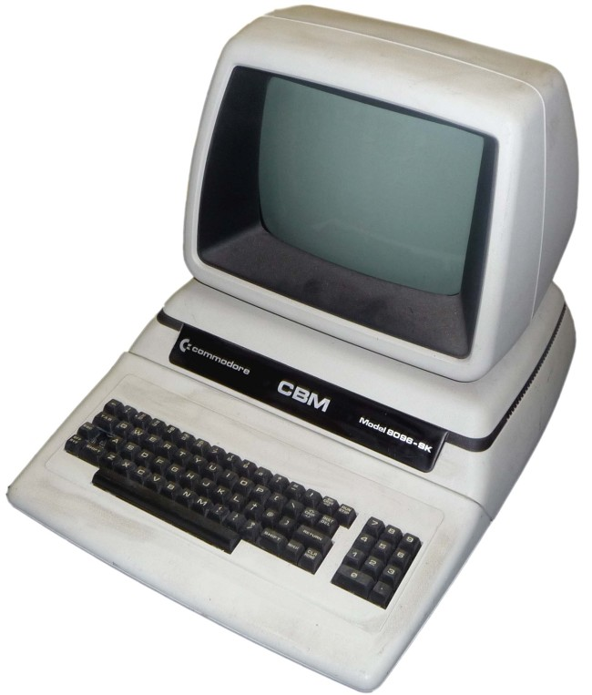 Commodore PET 8096SK - Computing History