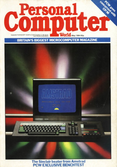 Scan of Document: Personal Computer World - May 1984