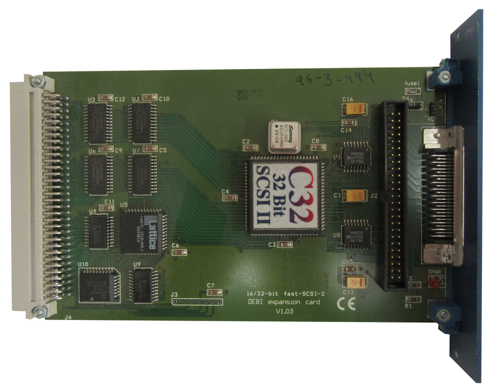 Scan of Document: MSC Connect 32 SCSI II