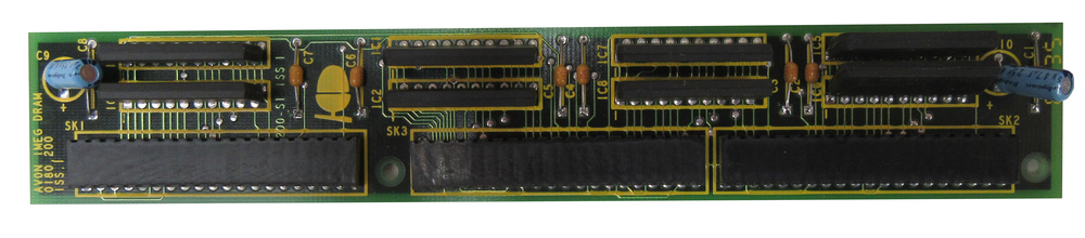 Scan of Document: Acorn AKA53 1MB RAM Upgrade for A3000