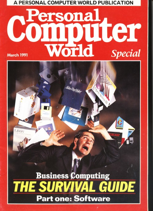 Scan of Document: Personal Computer World Special - March 1991