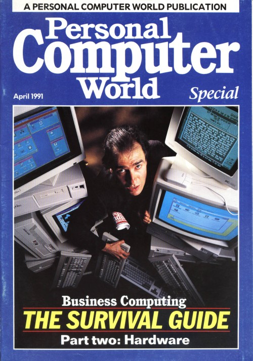 Scan of Document: Personal Computer World Special - April 1991