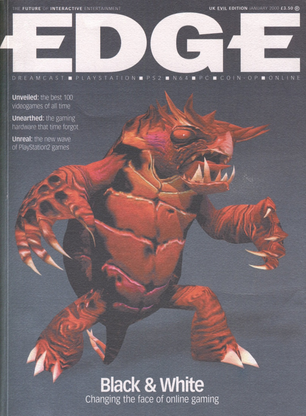 Scan of Document: Edge - Issue 80 - January 2000
