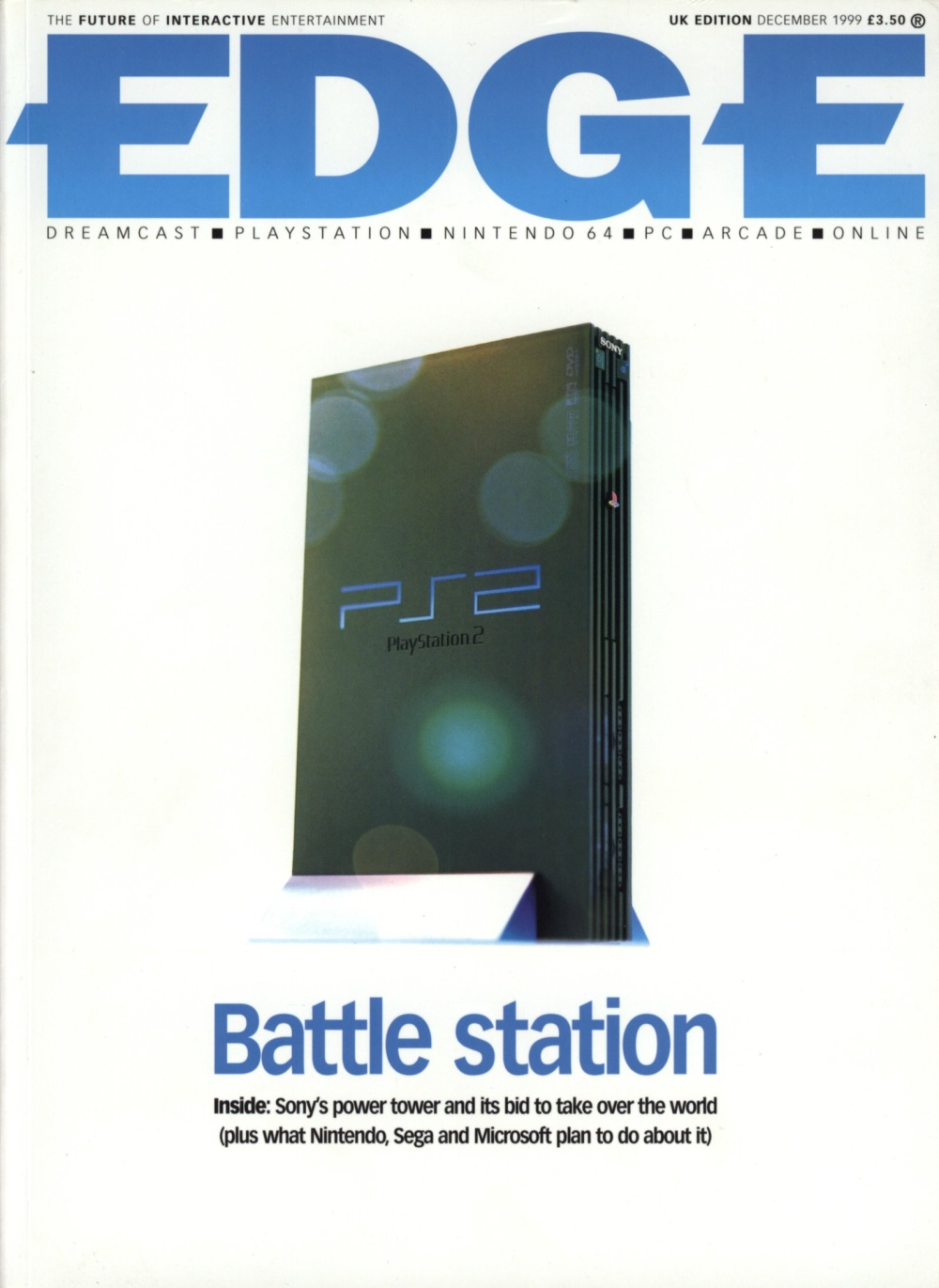 Scan of Document: Edge - Issue 79 - December 1999