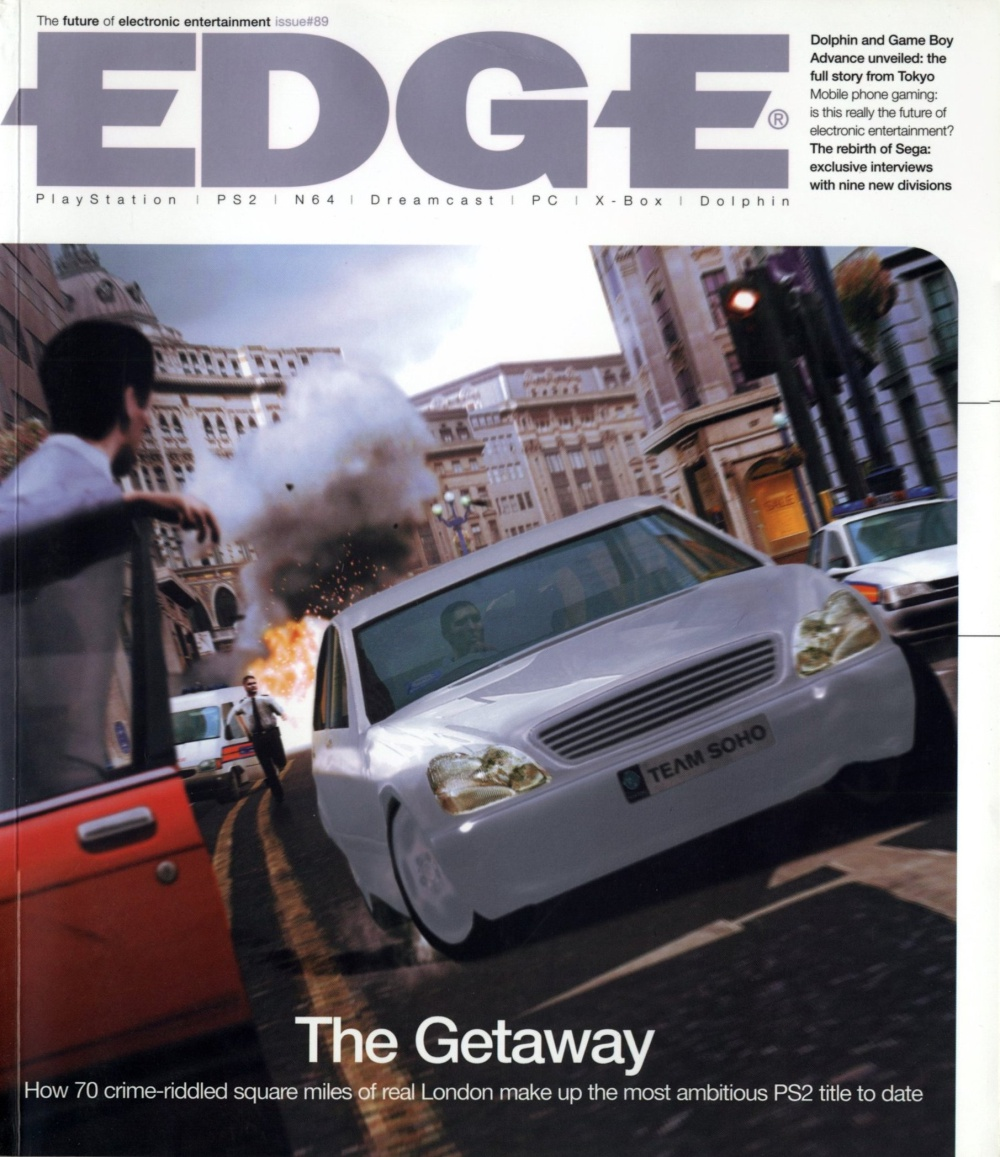 Scan of Document: Edge - Issue 89 - October 2000