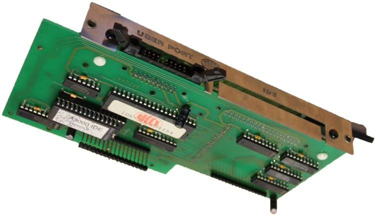 Scan of Document: HCCS A3000 IDE/ Interface