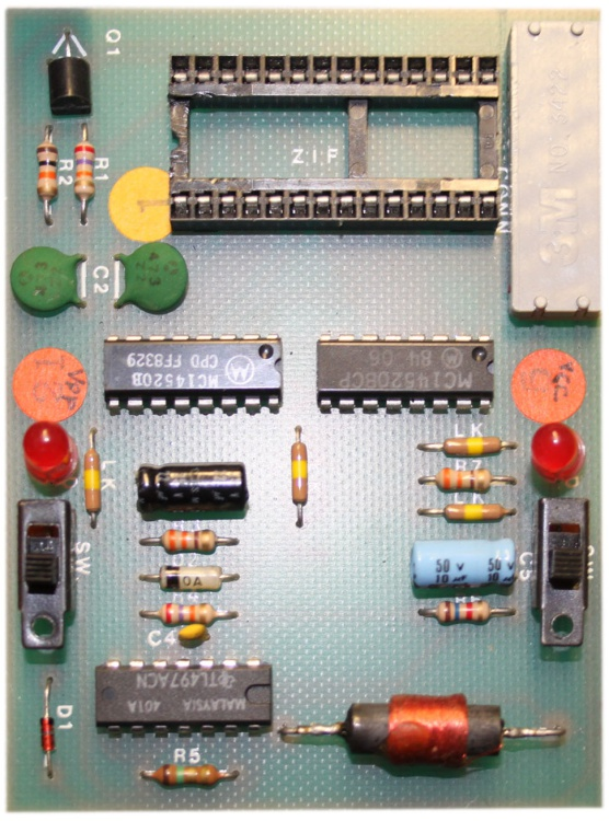 Scan of Document: Solidisk EPROM Programmer