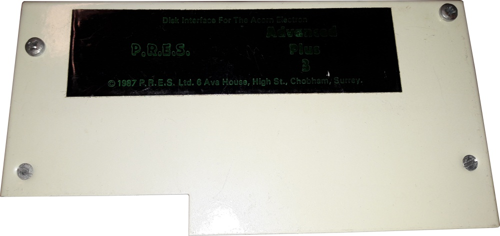 Scan of Document: ACP 08 Disk Interface Plus 3