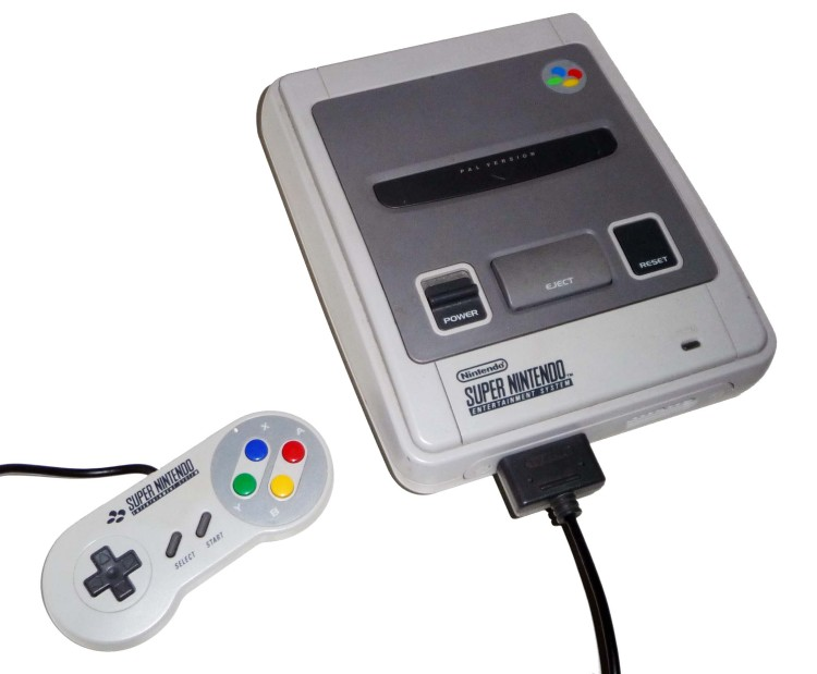 Super Nintendo Entertainment System : Super nintendo entertainment system computing history