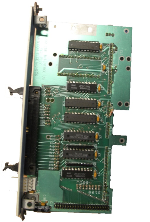 Scan of Document: Baildon Electronics A3000 IDE Interface