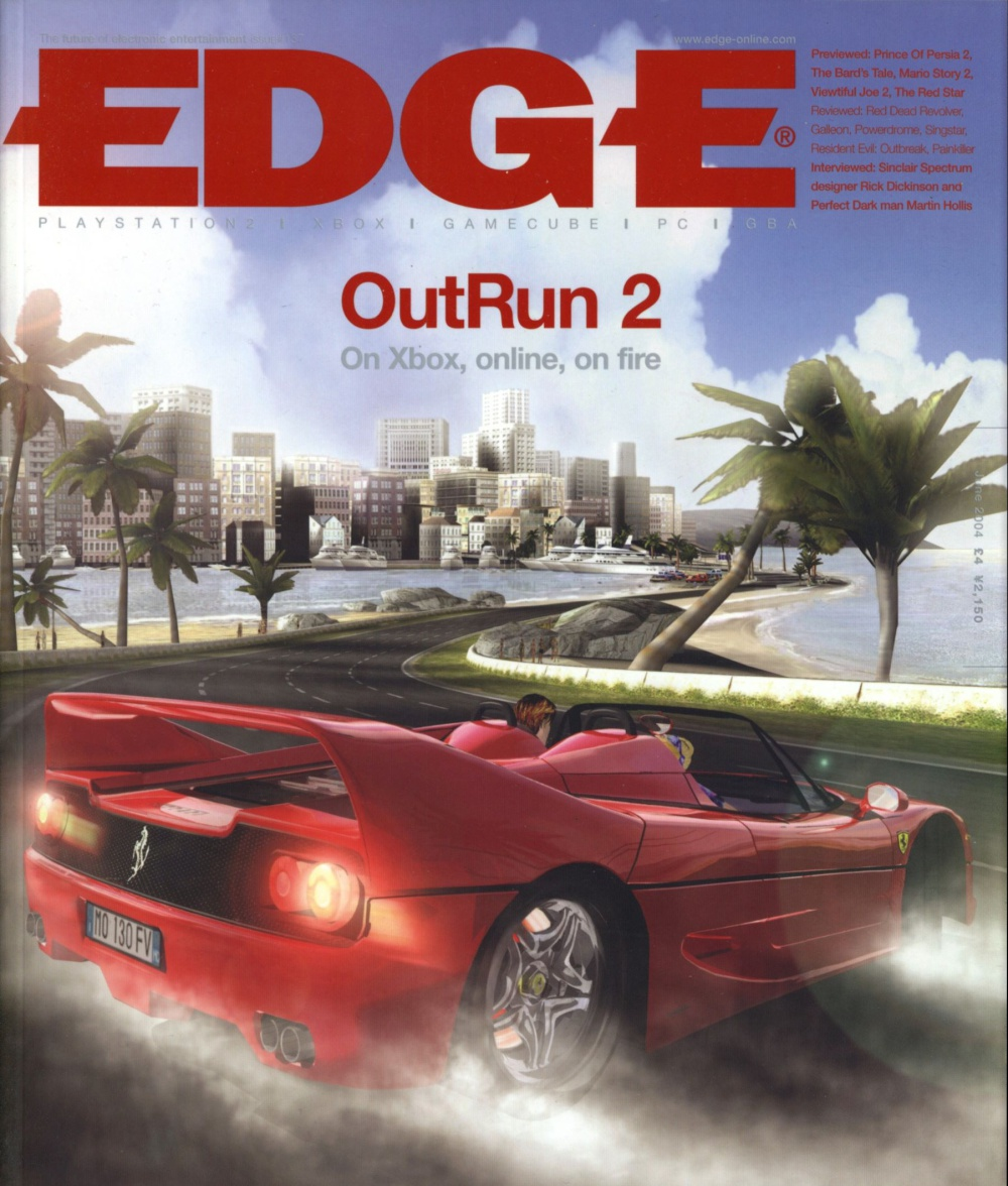 Scan of Document: Edge - Issue 137 - June 2004