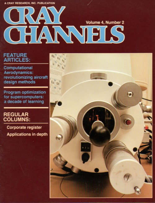 Scan of Document: Cray Channels - Vol 4 No 2