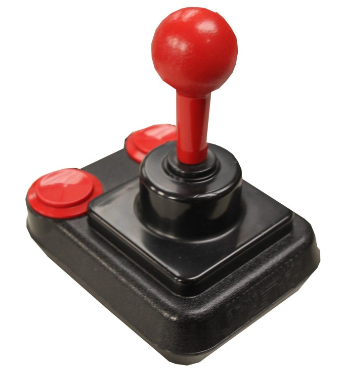 Scan of Document: Competition Pro 5000 Joystick