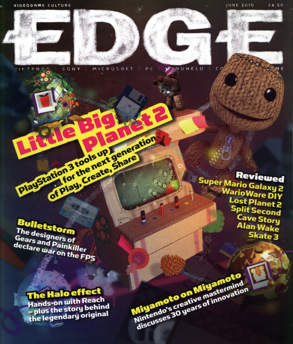 Scan of Document: Edge - Issue 215 - June 2010