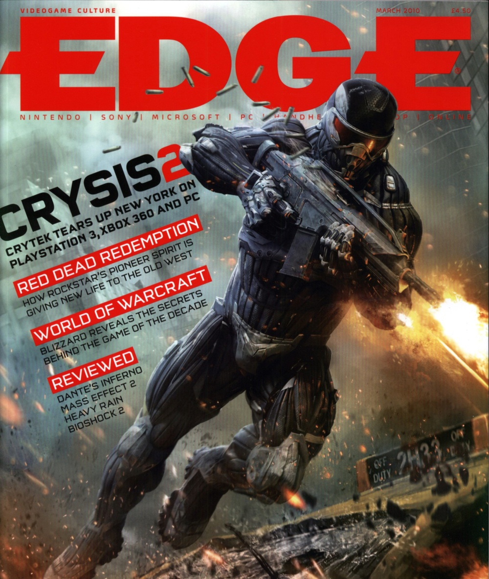 Scan of Document: Edge - Issue 212 - March 2010