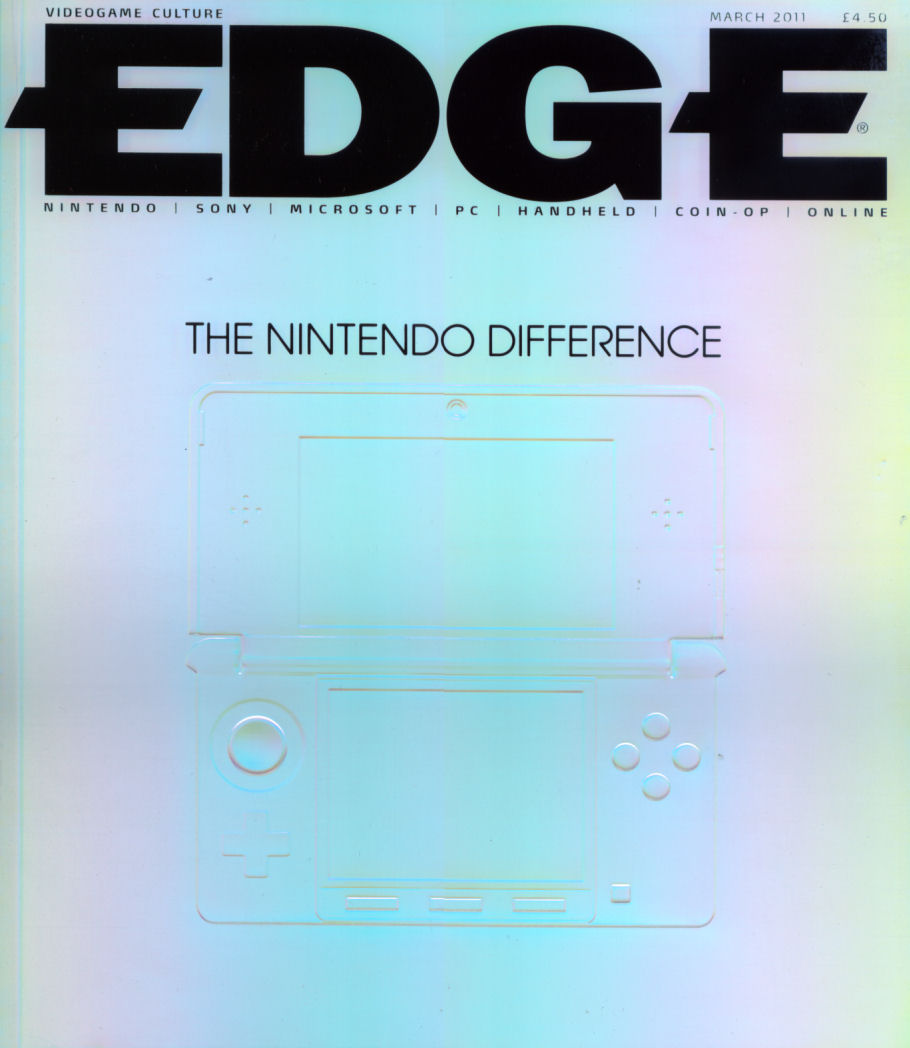 Scan of Document: Edge - Issue 225 - March 2011