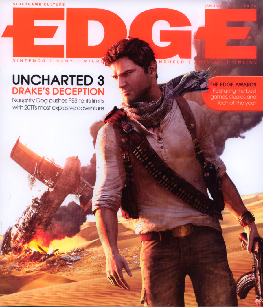 Scan of Document: Edge - Issue 223 - January 2011