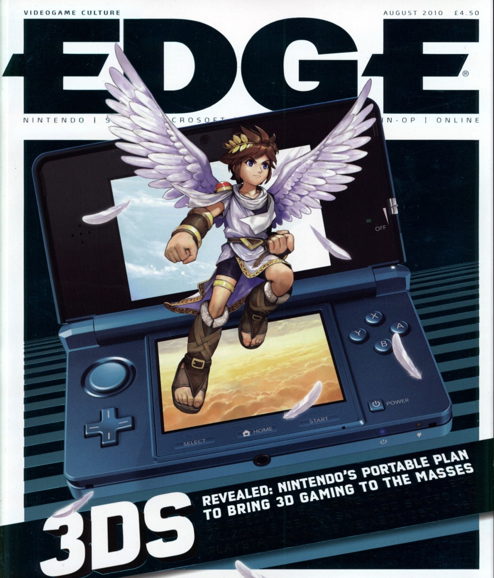 Scan of Document: Edge - Issue 217 - August 2010
