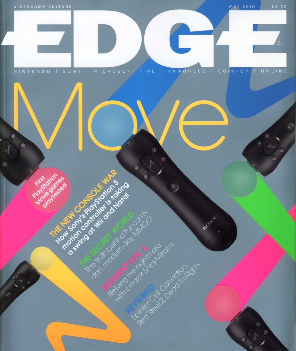 Scan of Document: Edge - Issue 214 - May 2010
