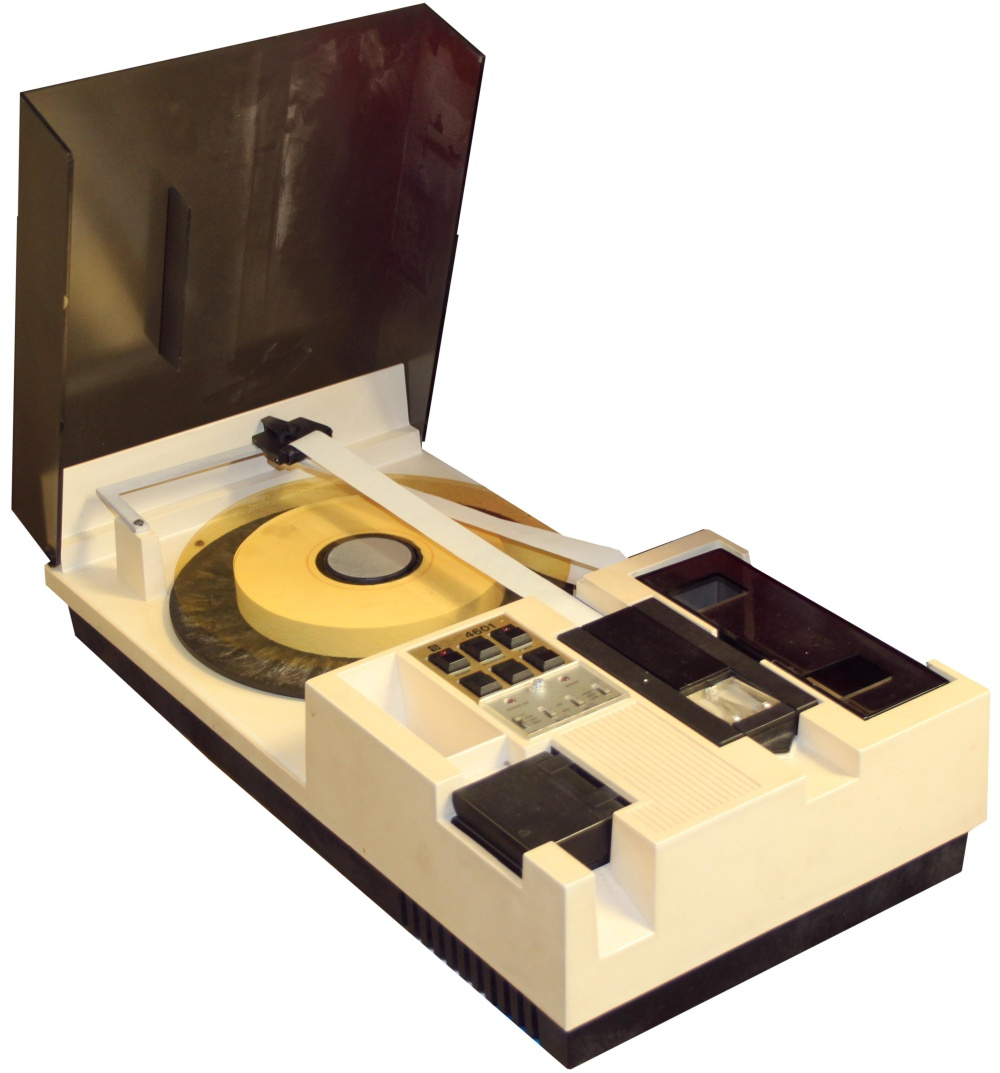 Scan of Document: GN Telematic 4601 Tape Reader/Punch Station