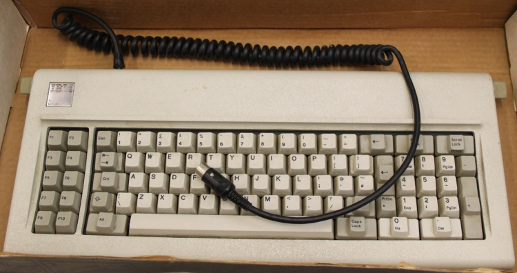 Scan of Document: IBM PC Keyboard