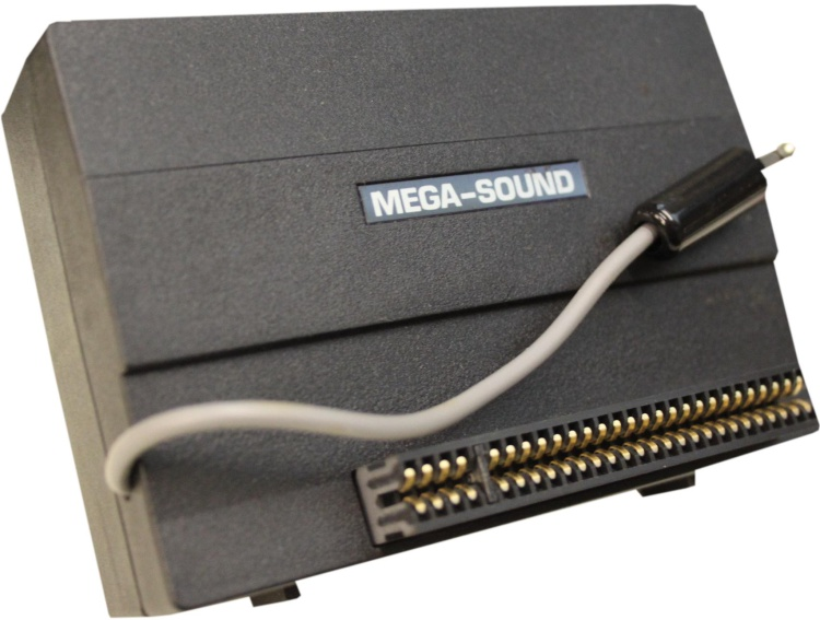 Scan of Document: Cheetah Mega-Sound