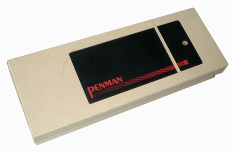 Scan of Document: Penman Robotic Turtle Plotter Printer