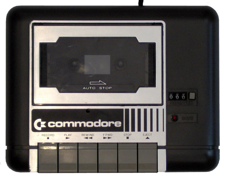 Scan of Document: Commodore Datasette 1531