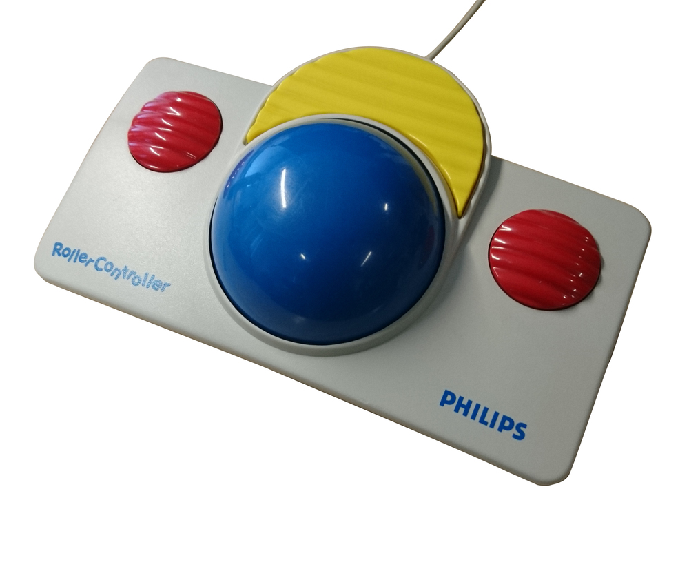 Scan of Document: Philips RollerController