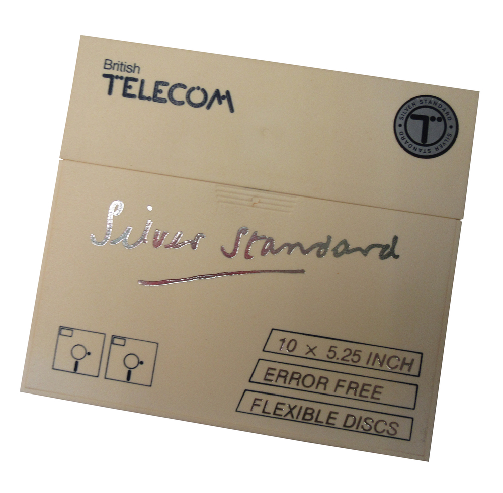 Scan of Document: British Telecom 10 x 5.25