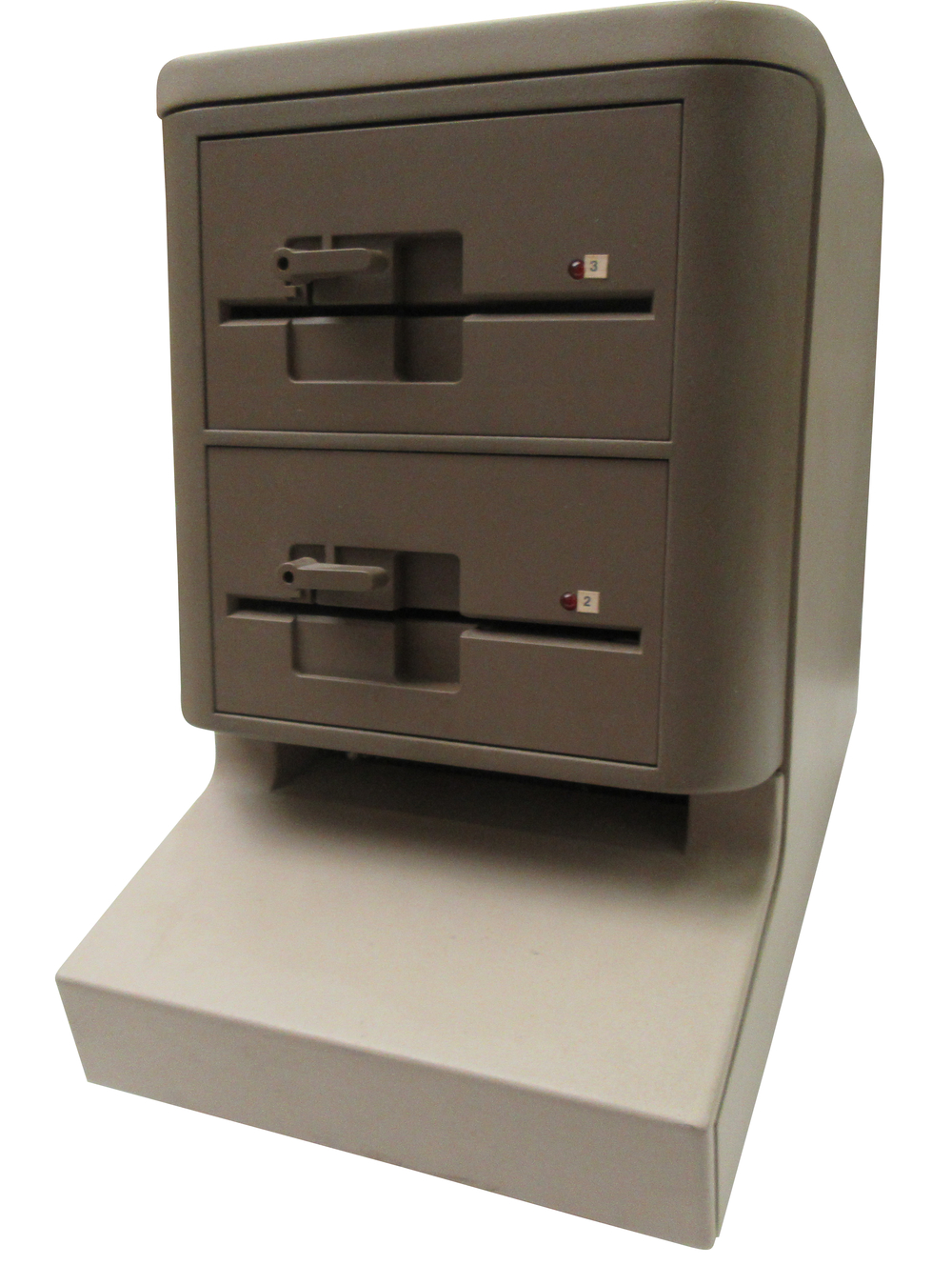 Scan of Document: STC Dual Disk Drive Unit