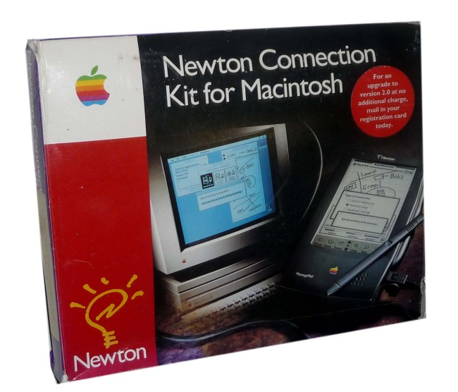Scan of Document: Apple Newton Connection Kit for Macintosh