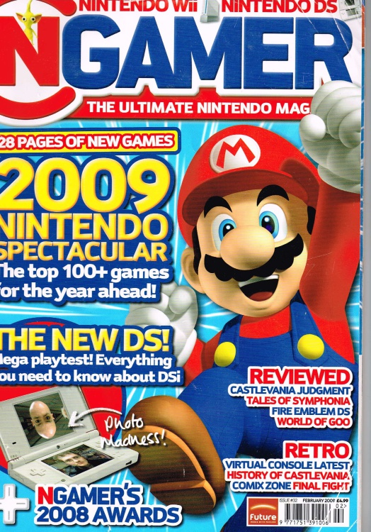 Scan of Document: NGamer - February 2009
