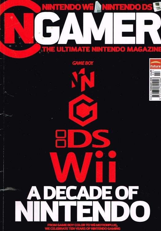 Scan of Document: NGamer - February 2010