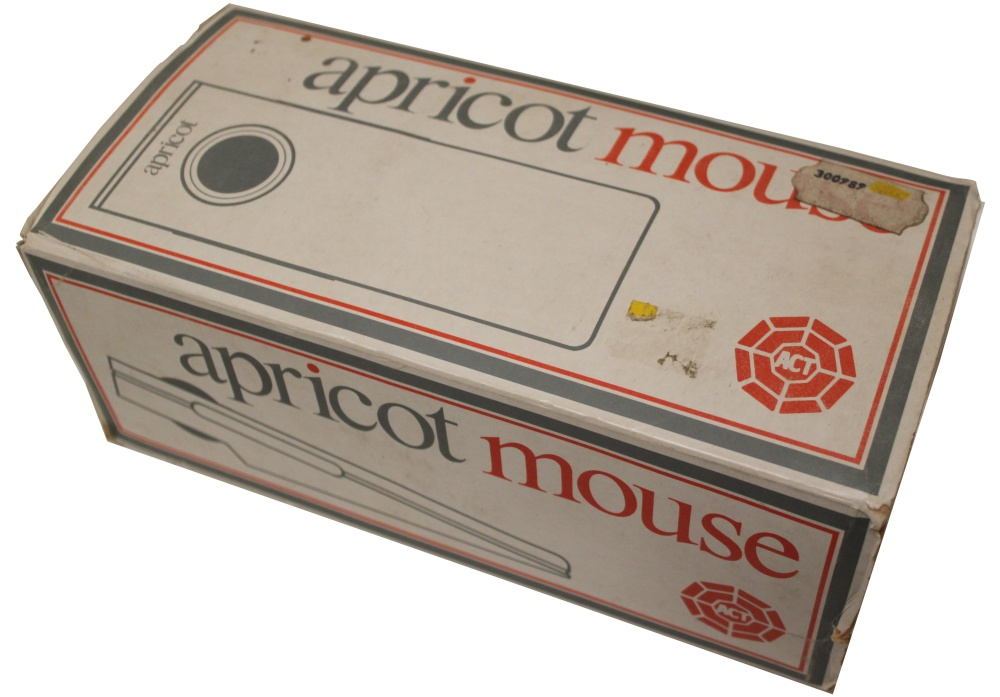 Scan of Document: Apricot Mouse