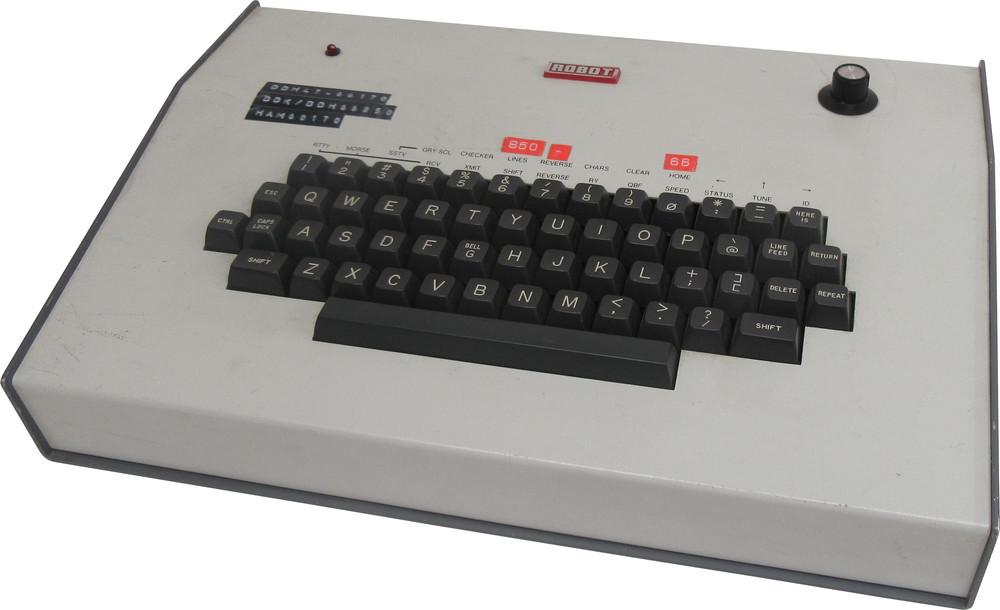 Robot Research Model 800 Keyboard Terminal