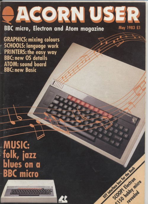 Scan of Document: Acorn User - May 1983