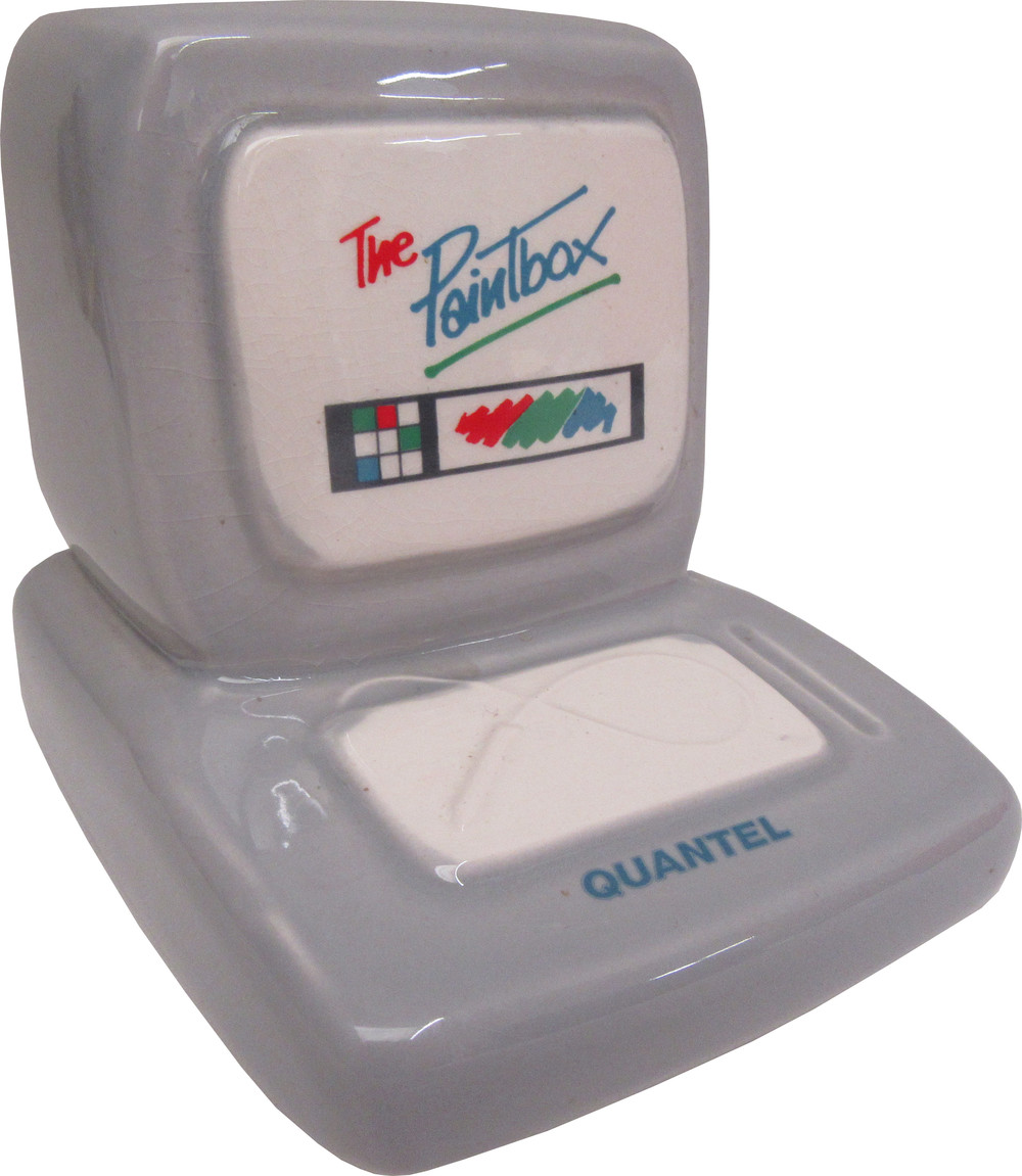 Scan of Document: The Paintbox Moneybox