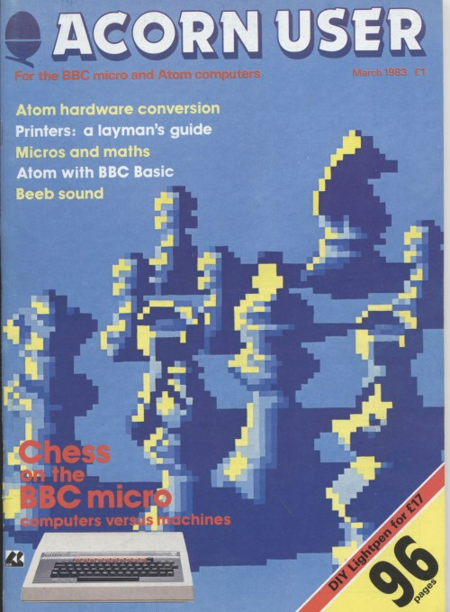 Scan of Document: Acorn User - March 1983