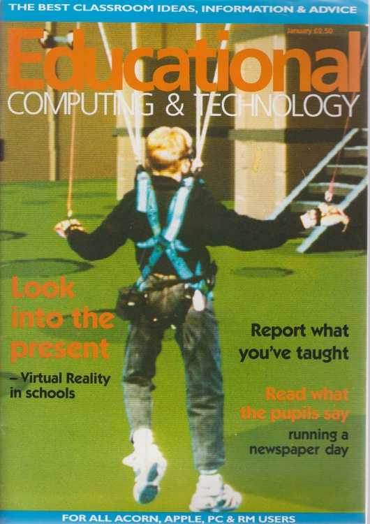 Scan of Document: Educational Computing and Technology - January 1994