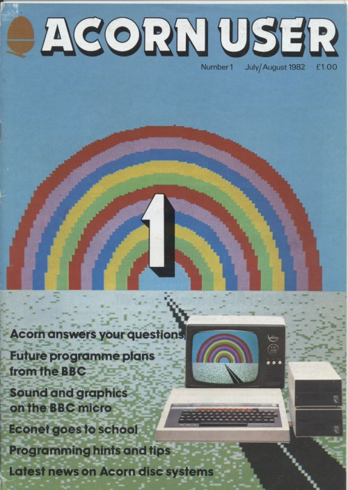 Scan of Document: Acorn User - July/August 1982