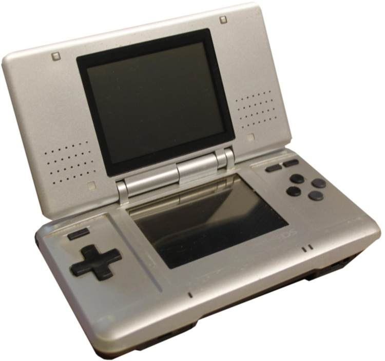 Nintendo DS - Game Console - Com History on names of garage doors, names of parks, names of restaurants, names of services, names of motor homes, names of tile, names of windows, names of banks, names of life insurance, names of storage facilities, names of signs, 4-bedroom modular homes, names of investments, names of buildings, names of churches, names of fencing, names of offices, names of jewelry, names of hotels, names of boats,