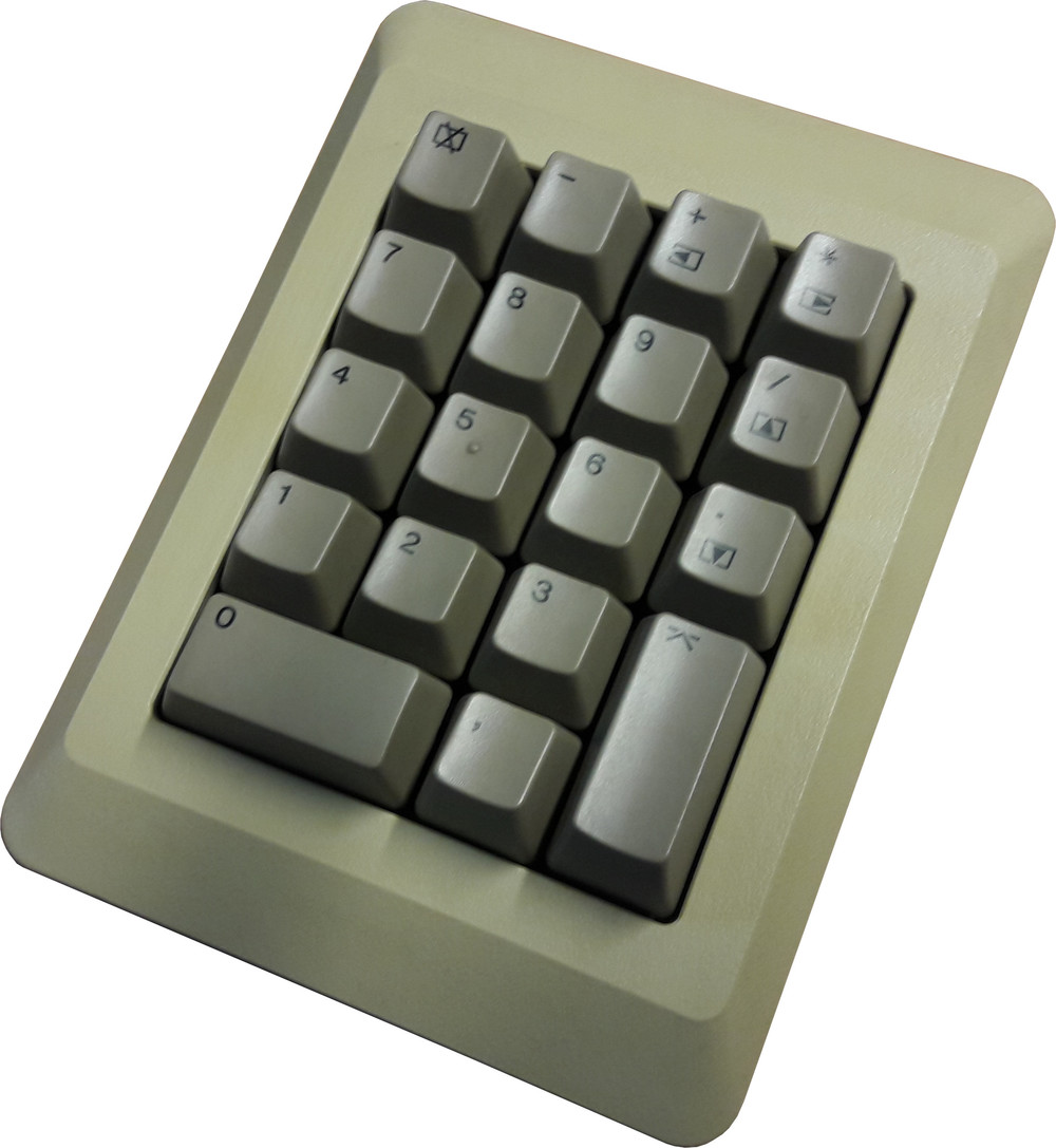 Apple Macintosh Keypad M0120P