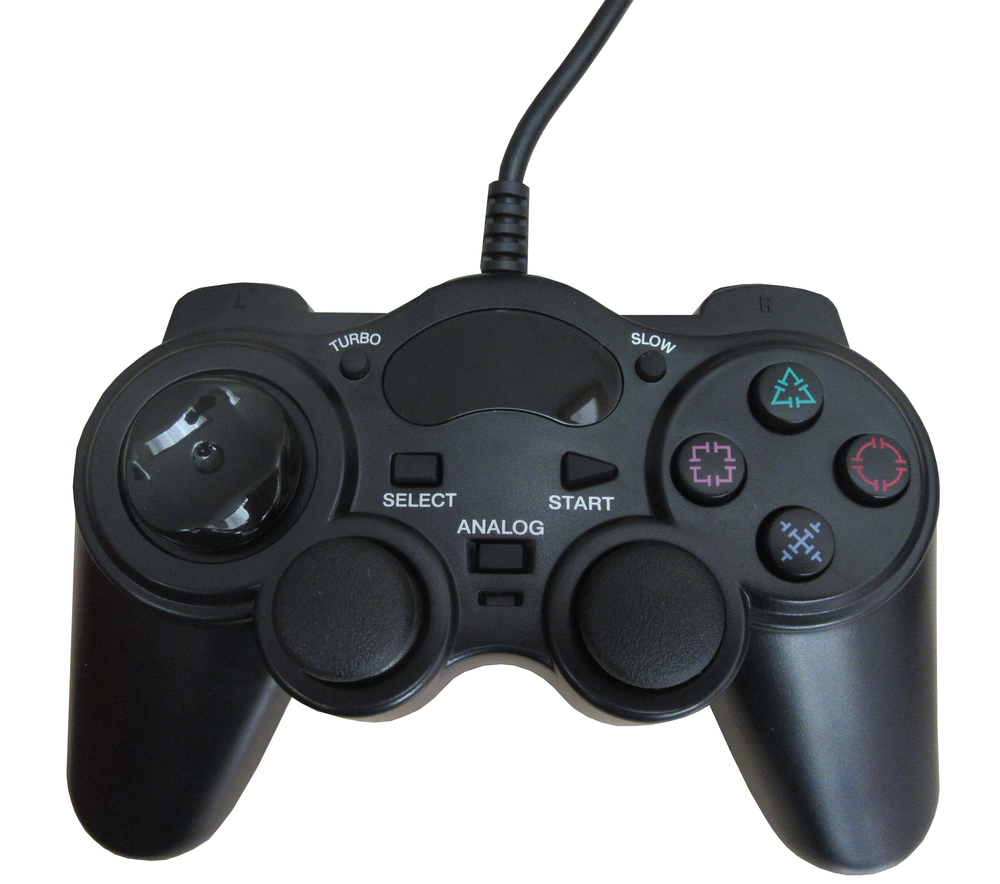 PlayStation 2 Compatible Control Pad