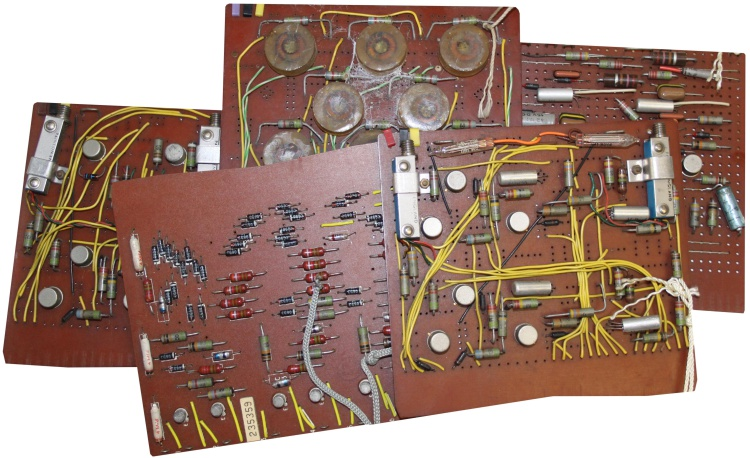 Scan of Document: Titan Computer Boards