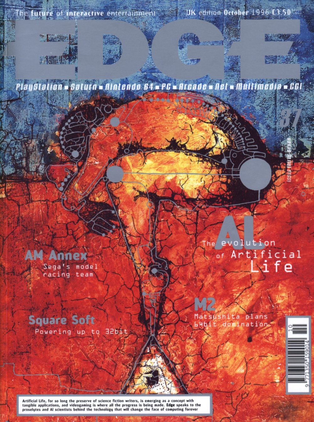 Scan of Document: Edge - Issue 37 - October 1996